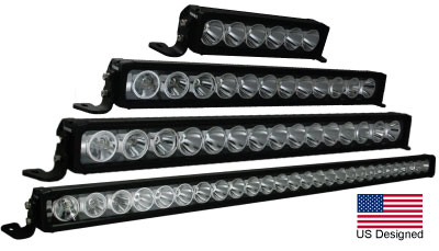 Vision X XPI-LED-lightbar-family