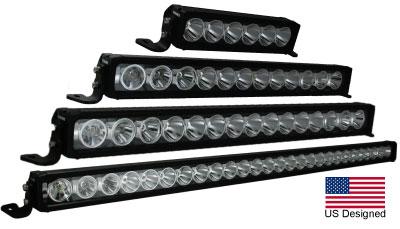 Vision x xpi series led lightbars merchlin xpi led lightbar family vision x mozeypictures Images