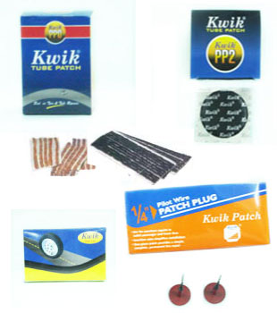 Kwik Patch Products