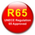 Titan Lightbar meets ECE R65 & EMC regulations (ECE R10)