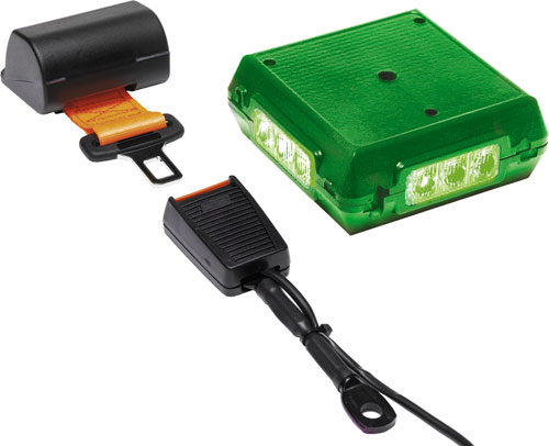 Amber Valley Seatbelt Monitoring Systems - AVSBW1LEDG
