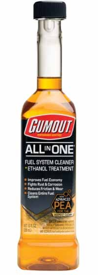 Gumout all in fuel system cleaner