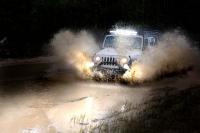 Jeep action shot