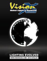 Vision x 2016 catalogue